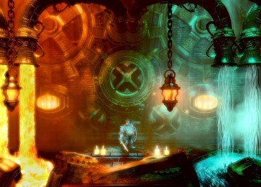 Trine: Enchanted Edition Review