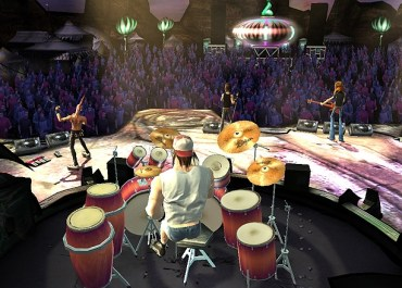 Turntable fun in possible Guitar Hero spin off
