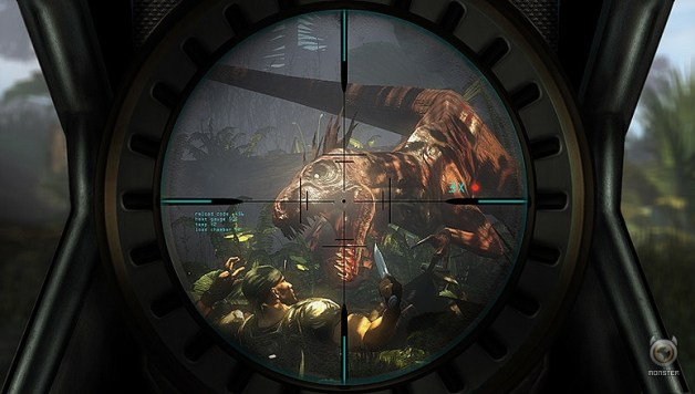 Turok Demo Roars Onto Marketplace