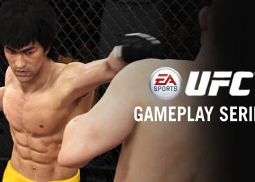 UFC - Be Bruce Lee
