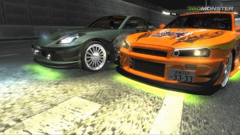 Ubisoft Bringing Import Tuner Challenge to Europe and America