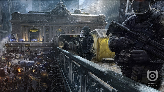 Ubisoft's The Division to Launch End of 2014