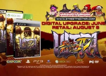 Ultra Street Fighter IV - Costumes Trailer