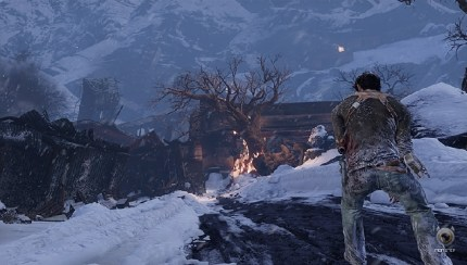 Uncharted 2 Multiplayer Beta HD Footage