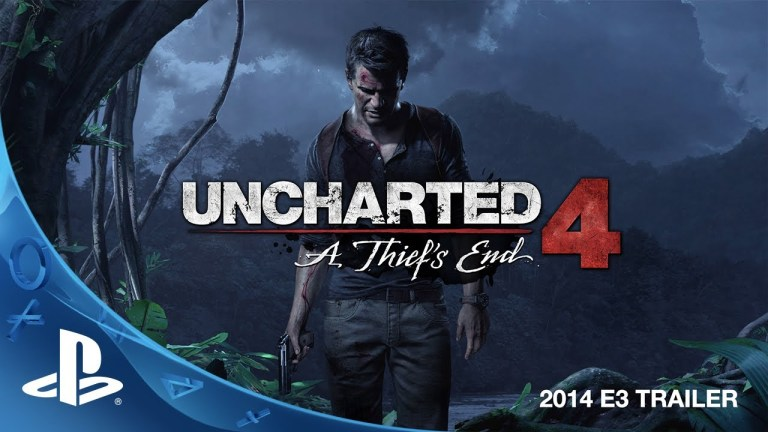 Uncharted 4: A Thief's End - Announcement Trailer