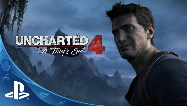 Uncharted 4: A Thief's End - PSX Gameplay Video
