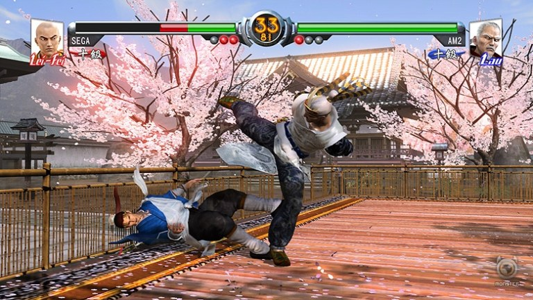 Virtua Fighter 5 Gets Updated