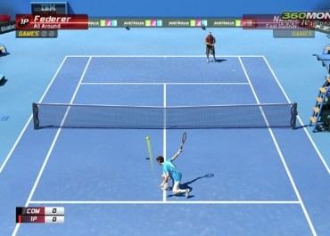 Virtua Tennis 3 Review