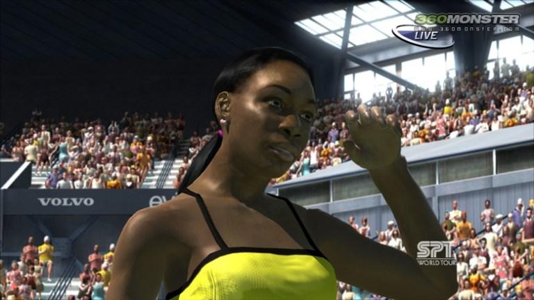 Virtua Tennis 3 hits LIVE