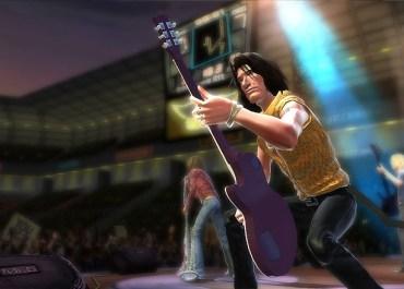 Walk This Way for the Guitar Hero: Aerosmith Setlist
