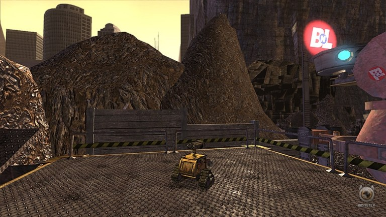 Wall-E: The Video Game Review