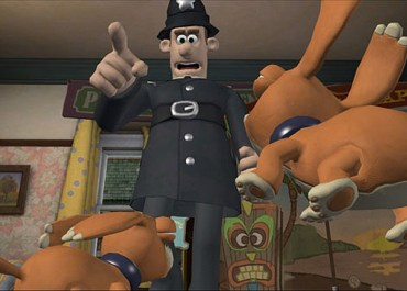 Wallace & Gromit in The Last Resort