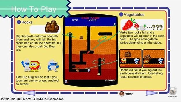 XBLA: Dig Dug