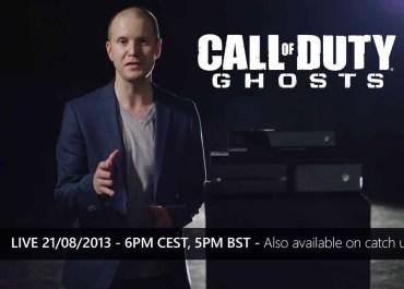 Xbox gamescom 2013 - Teaser Trailer
