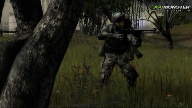 Xbox/Xbox 360 Battlefield 2: MC Comparison Video