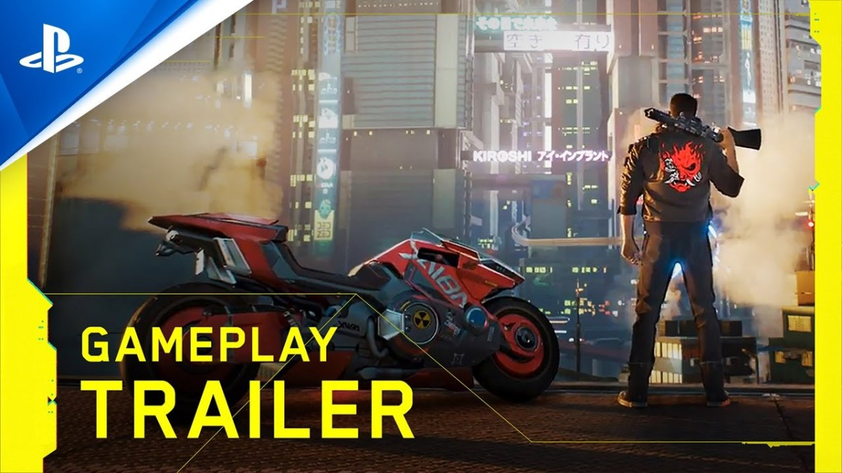 Cyberpunk 2077 – Gameplay Trailer