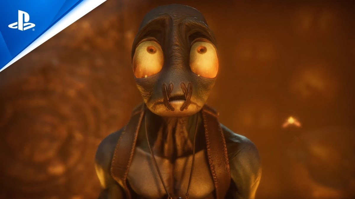 Oddworld: Soulstorm – The Game Awards 2020 Trailer