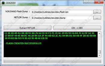 [TUTORIAL] Avvio di tutti i giochi di backup senza disco inserito (CFW Rebug REX)-cex2dex2.png