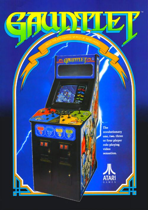 Gauntlet ROM Free Download for Mame - ConsoleRoms