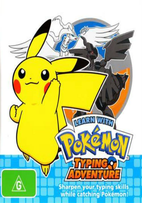 Learn With Pokemon - Typing Adventure (E) ROM Free Download for NDS - ConsoleRoms