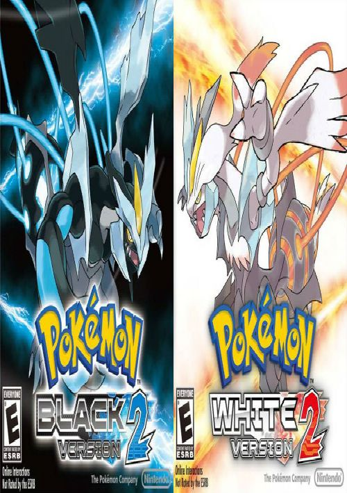 Pokemon Black White 2[friends] ROM ROM Free Download for NDS - ConsoleRoms