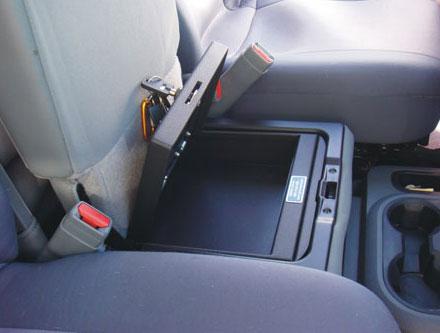 Dodge Ram Under Seat Console 2000  2005