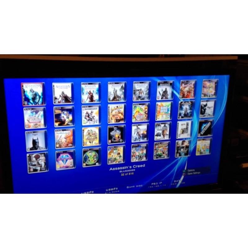 Sony Playstation 3 Slim 500gb Console Only V350