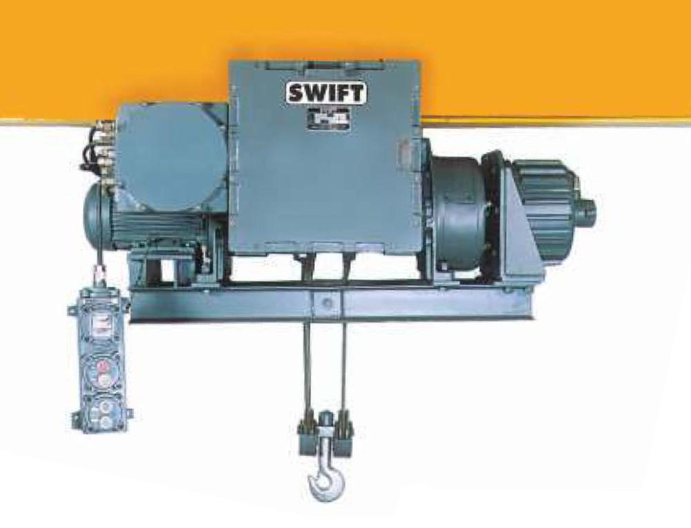 medium resolution of swift electric chain hoist