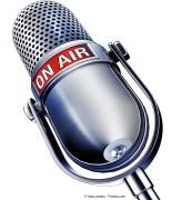 mikrofon on air