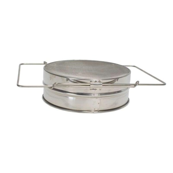 Filtro singolo (inox), Ø 205 mm per miele