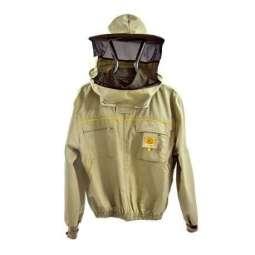 Giacca apicoltore con cappello mod. PREMIUM LINE