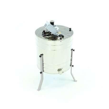 Smielatore radiale, 20 favi, elettrico. Bidirezionale. Modello MINIMA 120W Lyson
