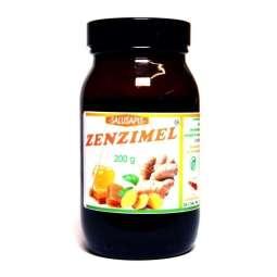 Zenzimel integratore a base di miele zenzero curcuma e propoli 200g