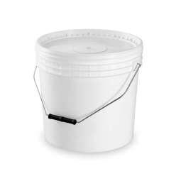 Secchio in plastica alimentare da 25kg