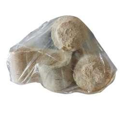 Combustibile vegetale per affumicatore in tronchetti 1kg