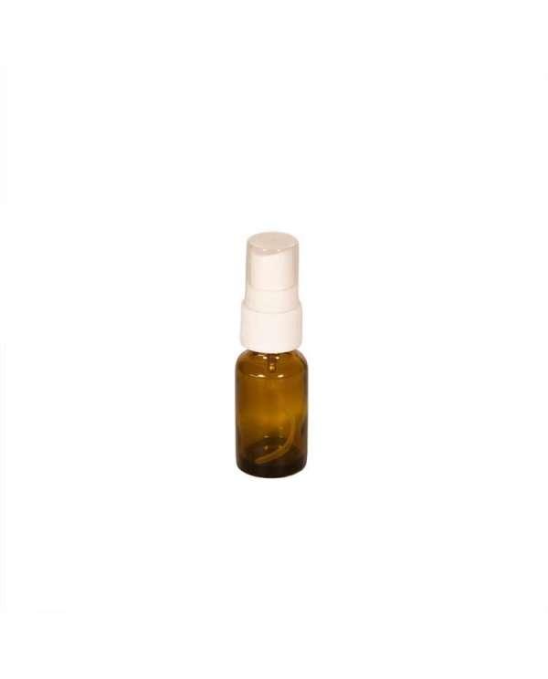 Boccetta in vetro 20ml con tappo spray