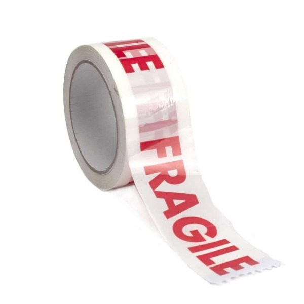 "Nastro adesivo 50*66 stampa ""Fragile"""