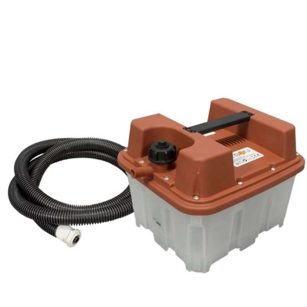 Generatore di vapore per sceratrice