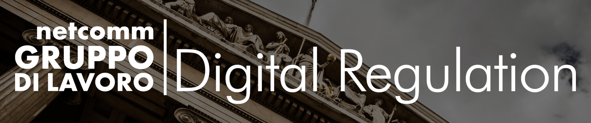 Netcomm Gruppo di Lavoro Digital regulation