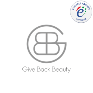 give back beauty socio netcomm