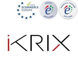 iKRIX sito autorizzato sigillo netcomm