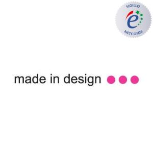 made in design sito autorizzato sigillo netcomm