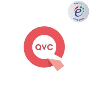 qvc sito autorizzato sigillo netcomm
