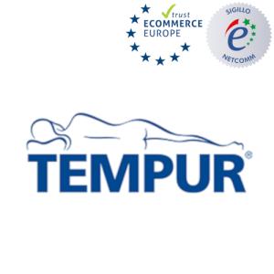 Tempur sito autorizzato sigillo netcomm