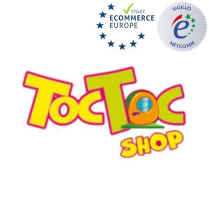 TocToc shop sito autorizzato sigillo netcomm