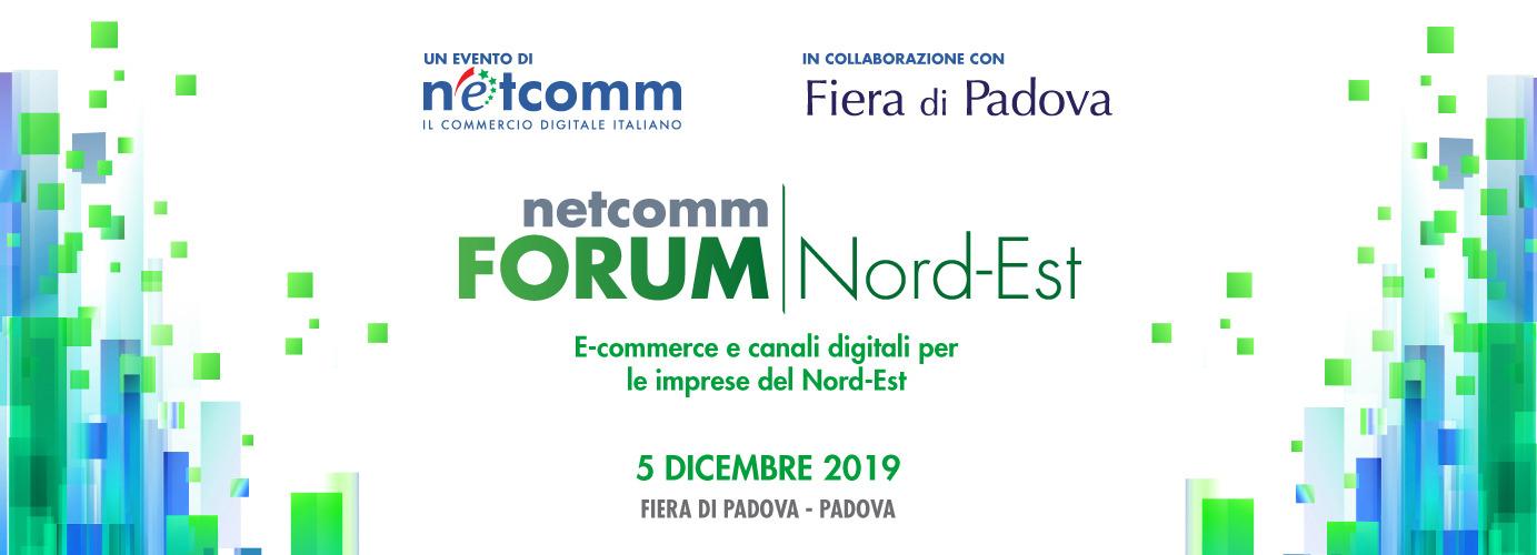 Netcomm FORUM Nord-Est 2019
