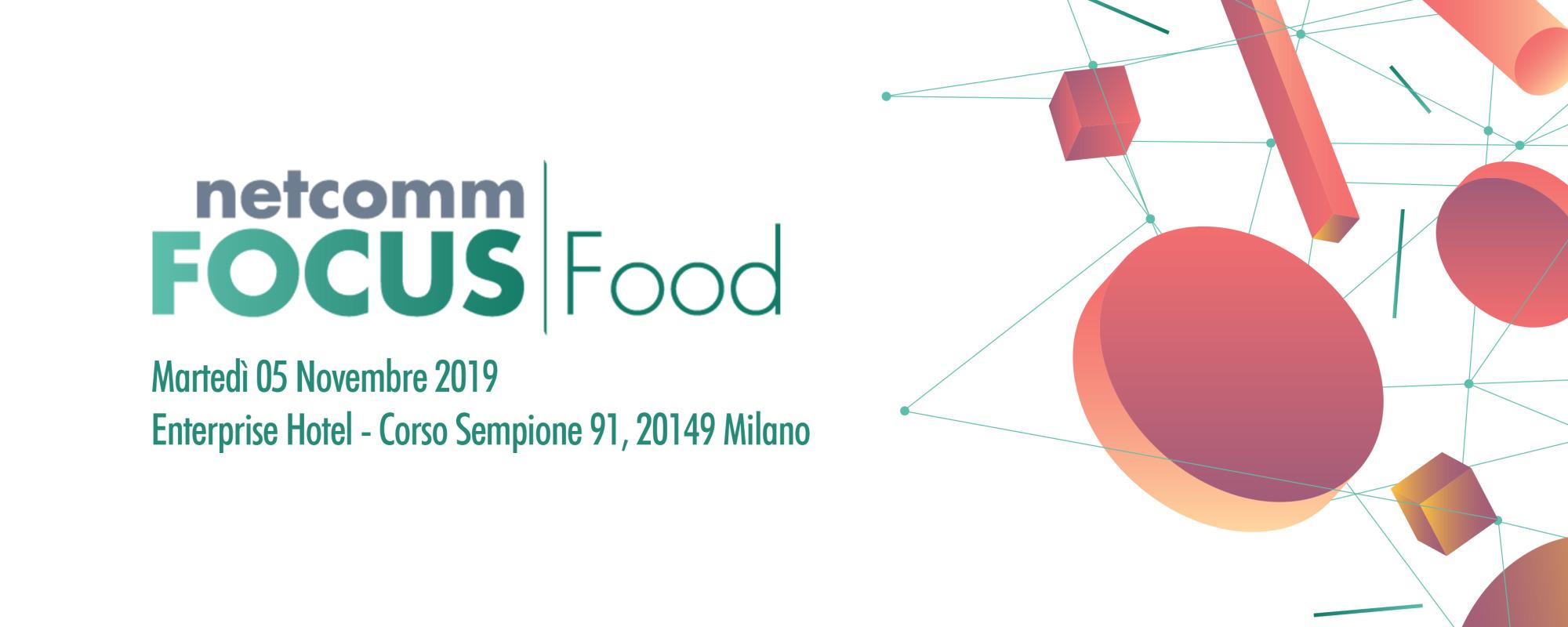 Netcomm FOCUS Food 2019