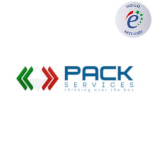 logo pack services sito autorizzato sigillo netcomm
