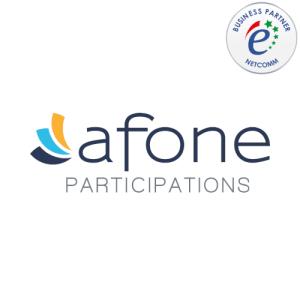 logo afone participations socio netcomm