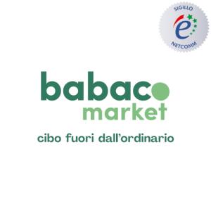 logo babaco market socio netcomm